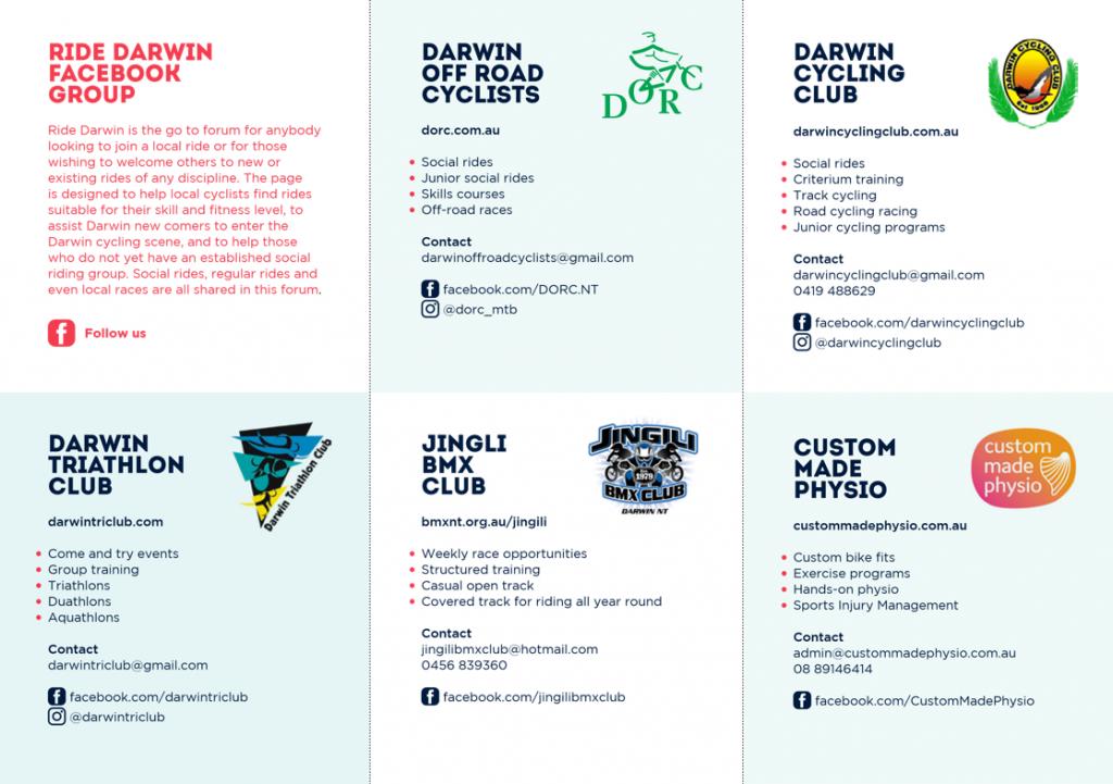 Ride Darwin Leaflet